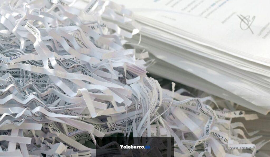 ¿Por qué es tan importante la destrucción de documentos bajo la modalidad de expurgo?
