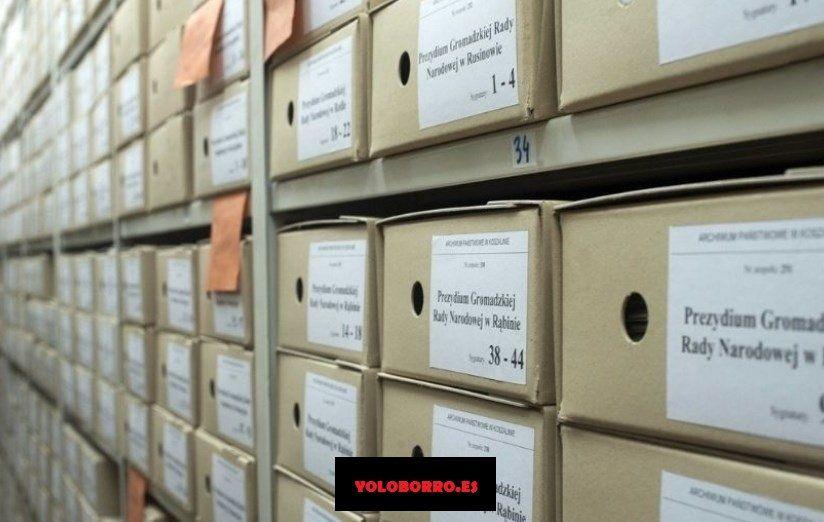 ¿En qué consiste la custodia de documentos?
