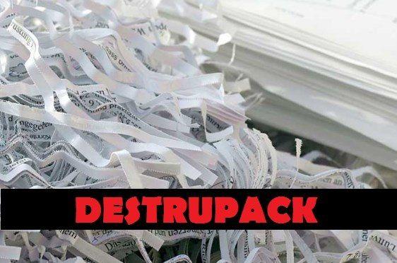Review, valoracion y opinión de Destrupack
